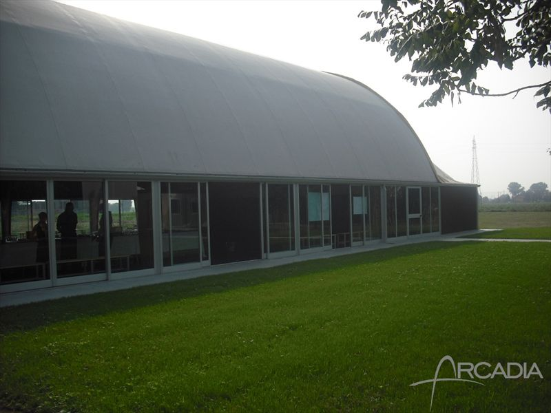 Arcadia Sports Roof Coverings Sport Covering